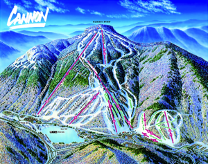 Every new hampshire ski resort trail map waterville valley new hampshire ski maps waterville valley loon mountain cannon mountain publicscrutiny Images