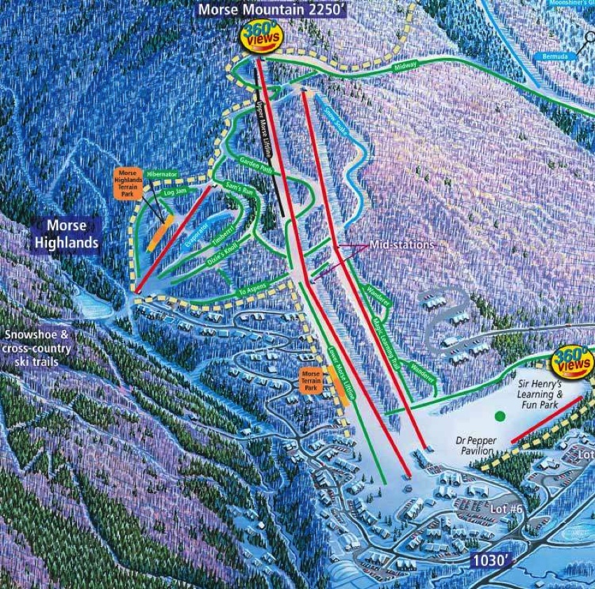 Smugglers Notch Ski Area Trail Map | Vermont Ski Resort Maps on wilmington map, arlington map, mount mansfield map, essex map, brookfield map, cambridge map, worcester map, suicide six map, plymouth map, woodbury map, eden map, magic mountain map, ludlow map, weston map, burlington map, shrewsbury map, jay peak map, brownsville map, newport map, cabot map,